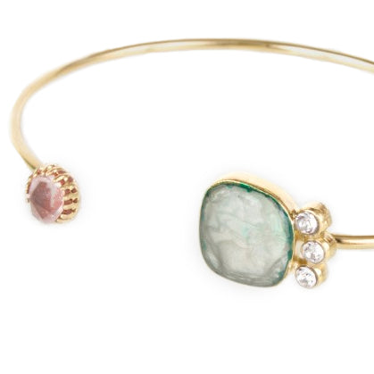 Medecine Douce Quartz Bangle