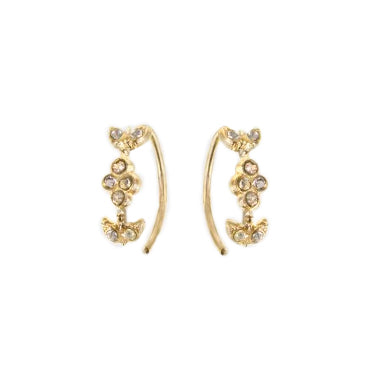 Medecine Douce Queen Earrings
