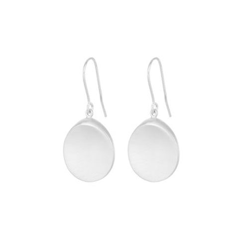 Pernille Corydon Silver Hepburn Earrings