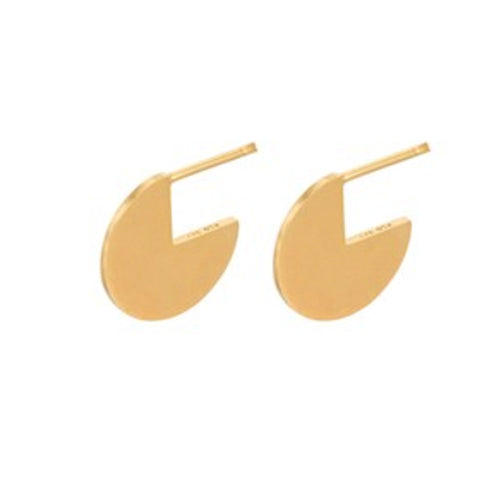 Pernille Corydon Omega Earrings