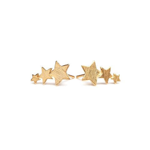 Pernille Corydon Shooting Star Earrings