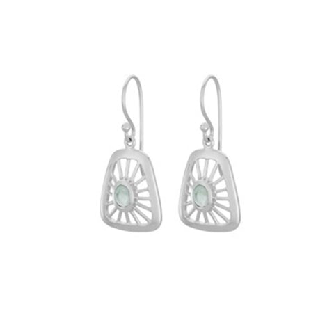 Pernille Corydon Silver Thilde Earrings