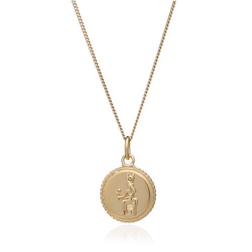 Rachel Jackson Queen of Revelry Coin Necklace