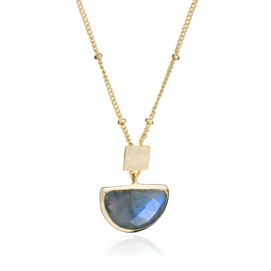 Azuni Labradorite Skylar Necklace