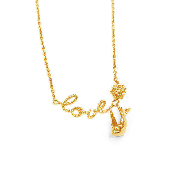 Azuni Sale - Azuni Love Necklace - Designer Necklaces - Silverado