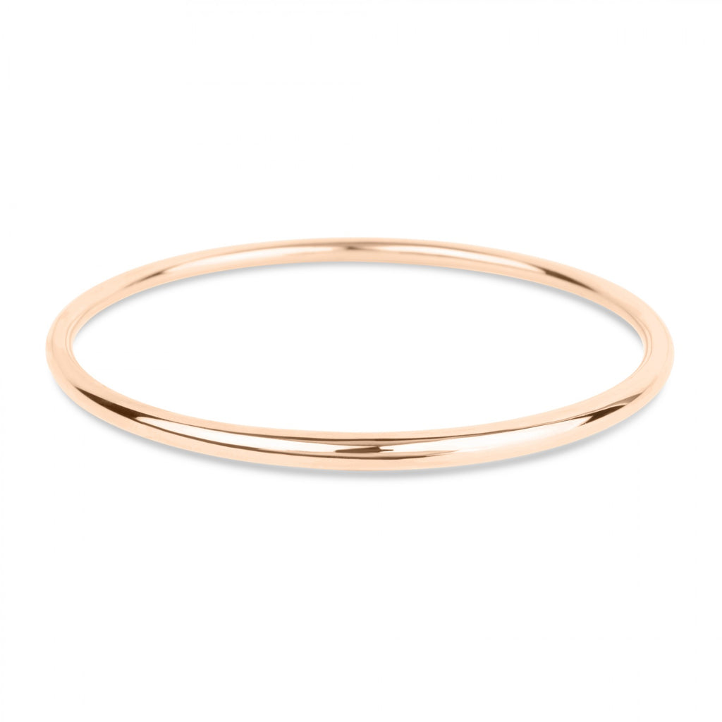 Dinny Hall Rose Gold Tapering Bangle