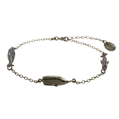 Alex Monroe Moby Dick Family Bracelet