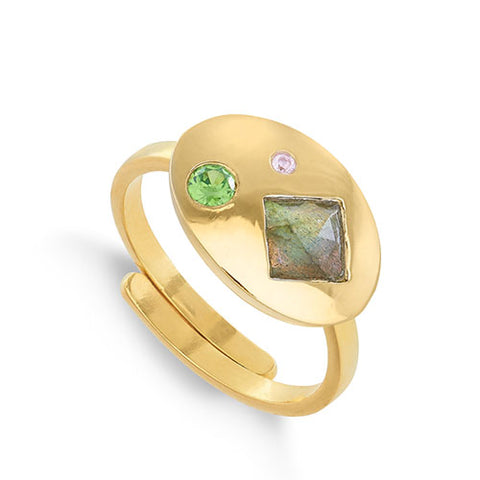SVP Jewellery 'Disco Inferno' Ring