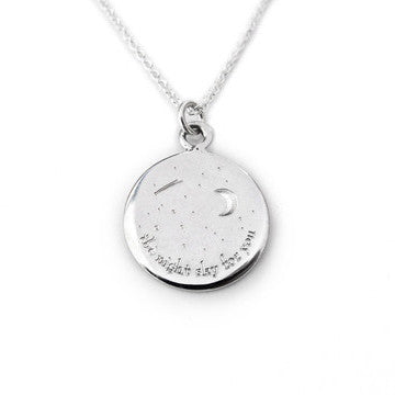 Tales from the Earth - Tales From The Earth The Night Sky Necklace - silver necklaces - Silverado