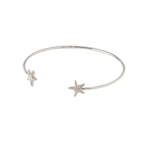 Orelia Starfish Bangle