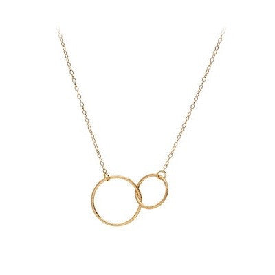 Pernille Corydon Double Loop Necklace