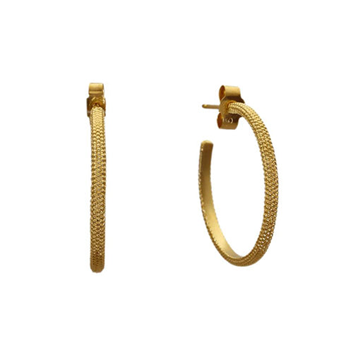 Rosie Kent Tyro Hoop Earrings