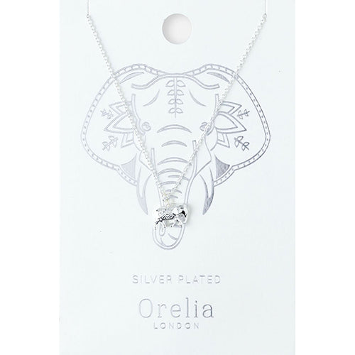 Orelia Spritual Elephant Necklace