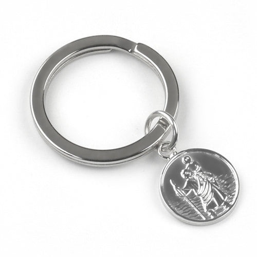 Tales From The Earth St. Christopher Keyring