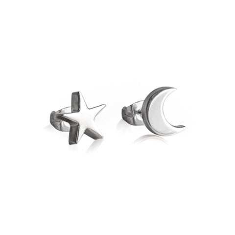 Tales From The Earth Moon and Star Studs