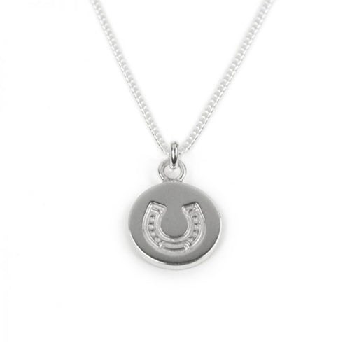 Tales From The Earth Lucky Horseshoe Necklace