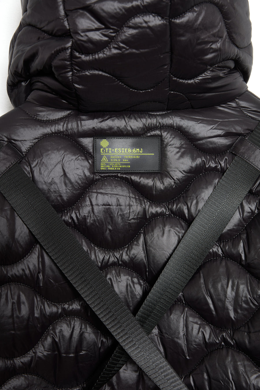 Destiny Europa Tech Puffer Jacket