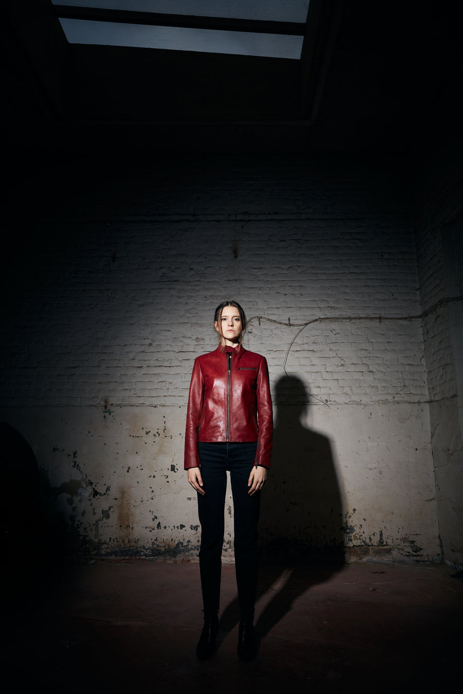 Resident Evil Claire Redfield Leather Jacket
