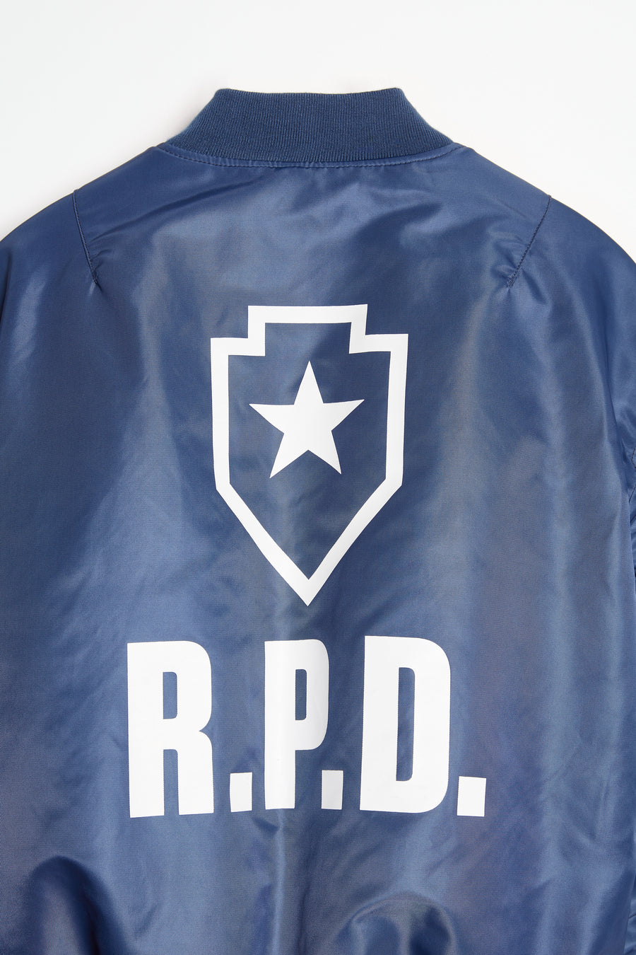 Resident Evil R.P.D. MA-1 Flight Jacket