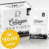 Grass Fed Beef Collagen Peptides