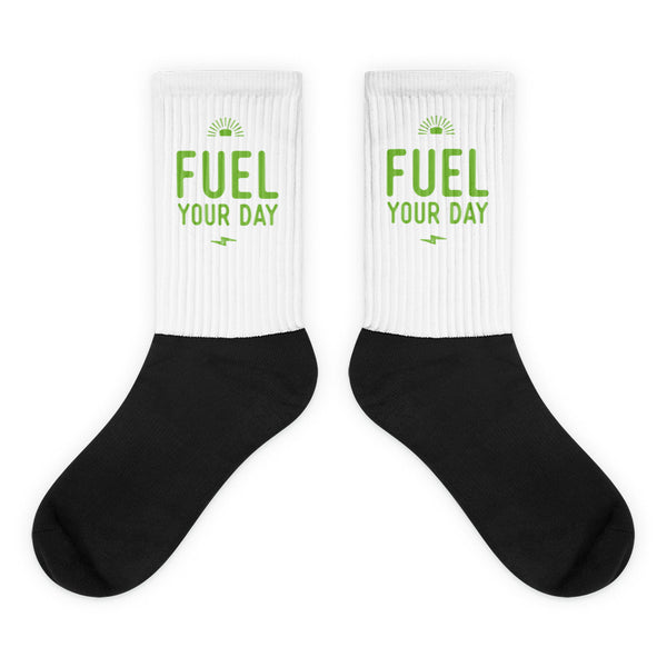 Fuel Your Day Socks