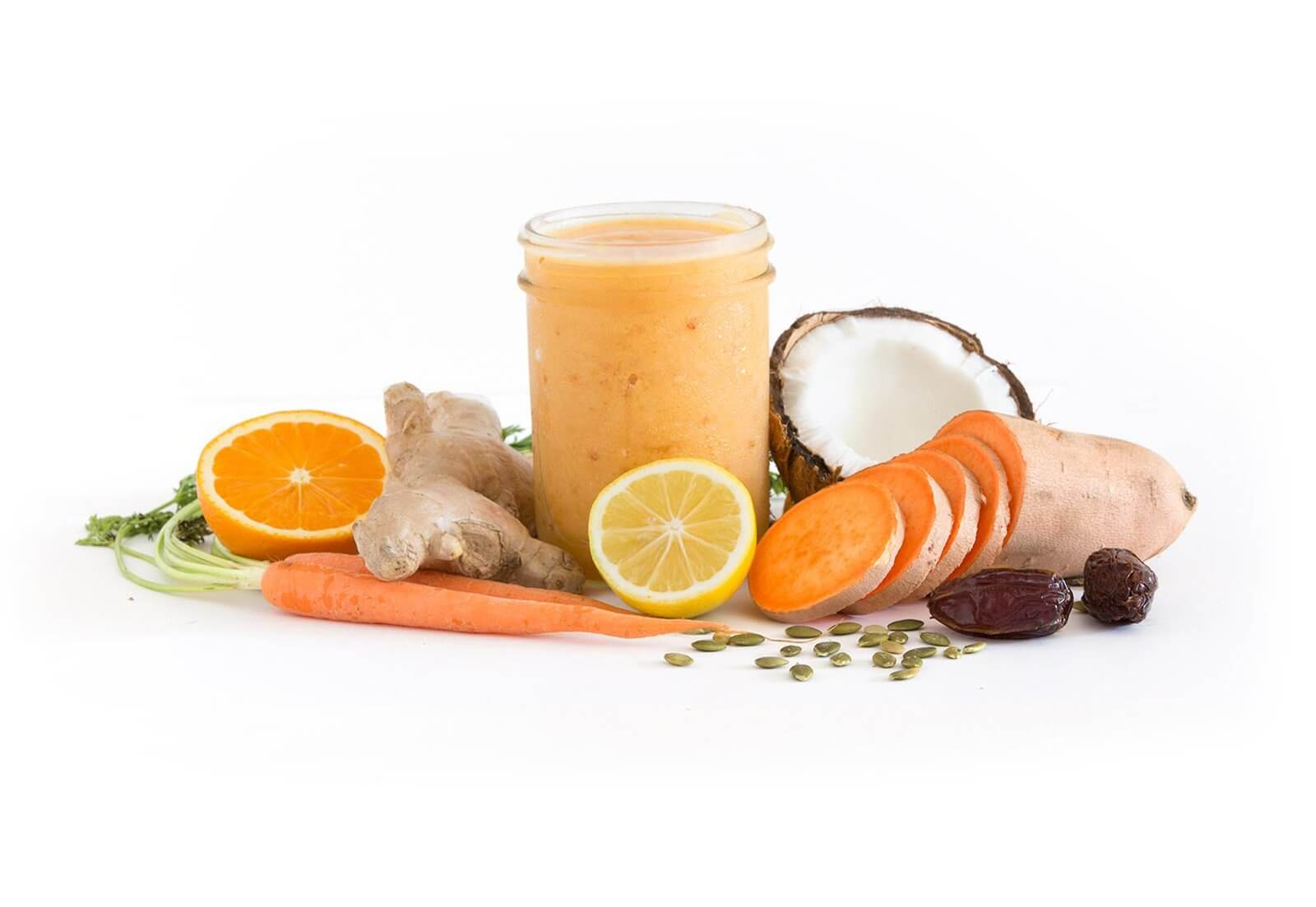 smoothiebox clementine product