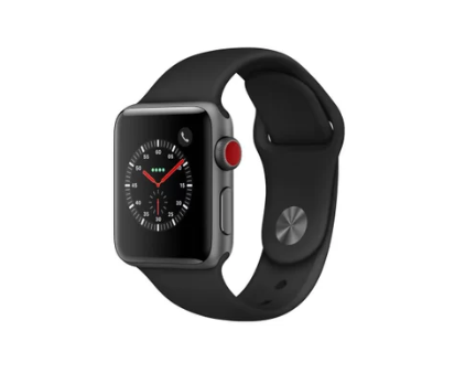 Apple Watch Series 3 42mm GPS Silver, Alum, Pulseira Esportiva
