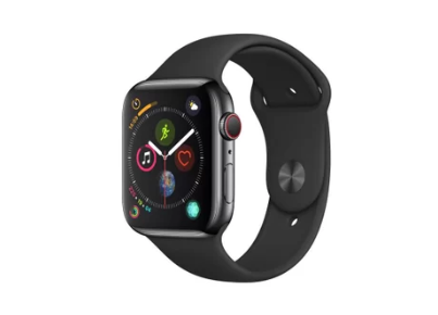 Apple Watch Series 4 40mm GPS Silver, Alum, Pulseira Esportiva