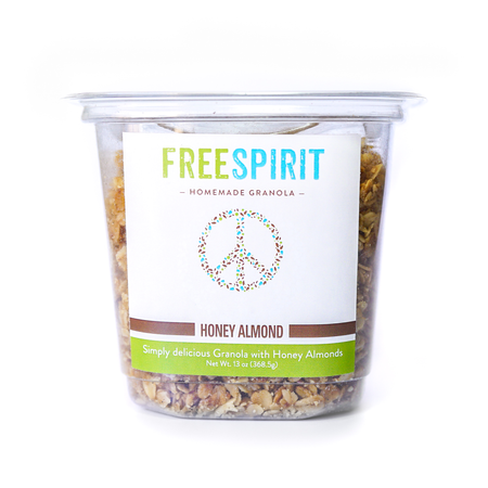 Honey Almond FREESPIRIT® Granola