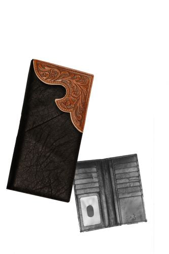MENS GENUINE LEATHER RODEO WALLET