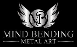 Mind Bending Metal Art