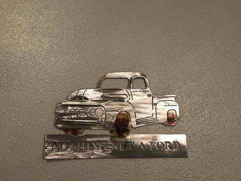 Metal Art - Ford Truck - Metal Wall Decor