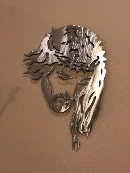 Jesus Metal Art - Metal Wall Decor