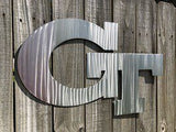 Georgia Tech Logo - Metal Wall Decor