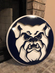 Butler Bulldogs Logo - Metal Wall Decor