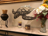 Sea Turtle Metal Art - Metal Wall Decor
