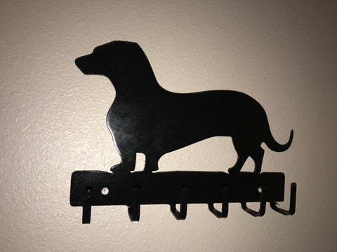 Dachshund Key Holder