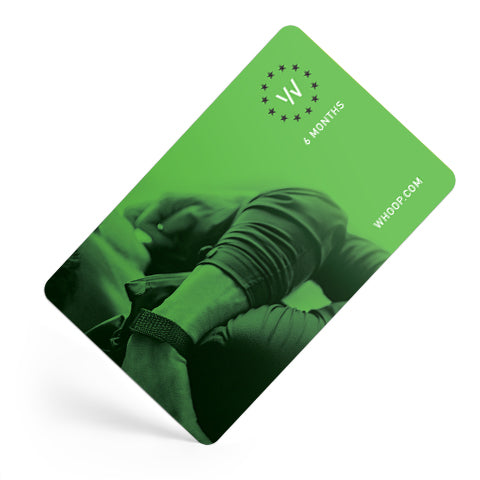 Membership Extension Card - 6 Months