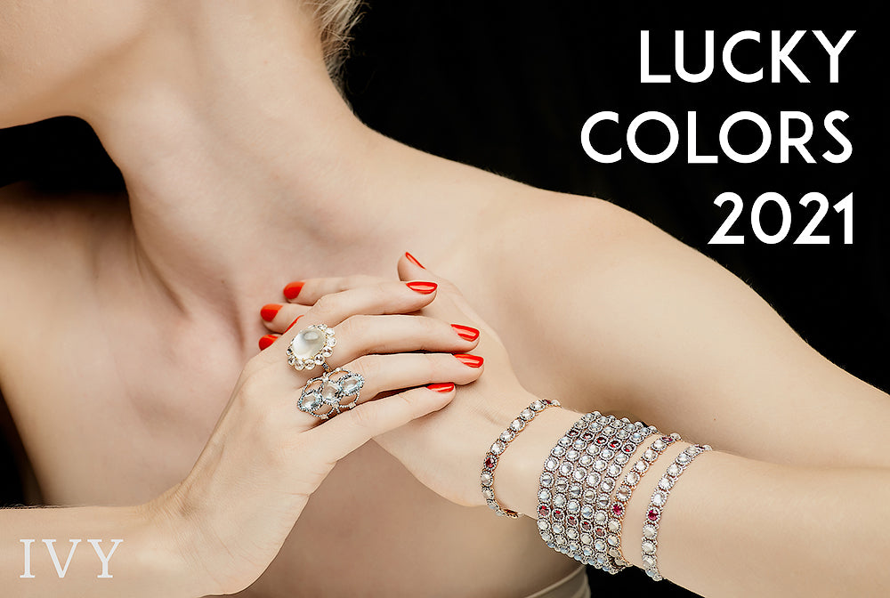 Lucky colors 2021 Gemstone trends 2021 Lucky gemstones  Lucky colors year ox  White ox lucky gems  Metal ox lucky gifts  Lunar new year gifts  Chinese New Year lucky gifts  Lunar new year presents  Lucky presents white ox
