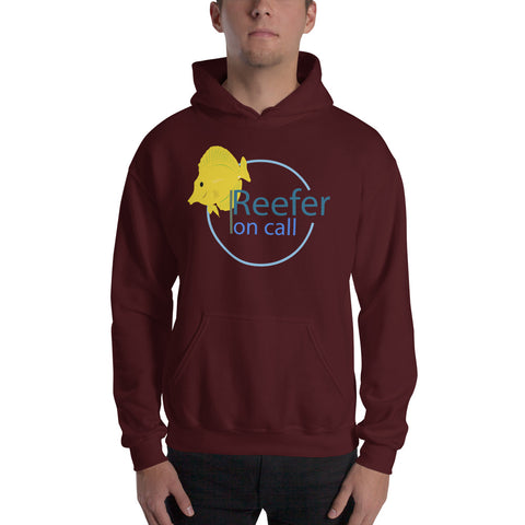 Reefer On Call Hooded Sweatshirt Unisex