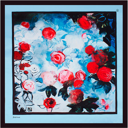 Feathered Flowers - 90cm