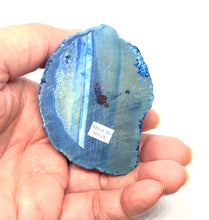 Load image into Gallery viewer, Agate Crystal Point from Brazil 130g - Higher Vibe Crystals