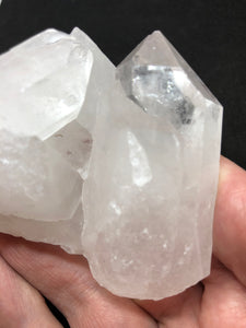 Quartz Crystal Cluster, 166g FREE SHIPPING - Higher Vibe Crystals