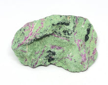 Load image into Gallery viewer, Ruby In Zoisite Genuine Rough Stone 235g FREE SHIPPING
