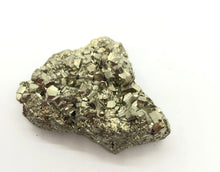 Load image into Gallery viewer, Pyrite Crystal Cluster & Tumbled Set from Peru 56g total
