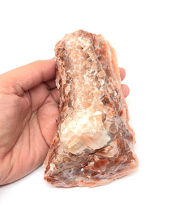Red Calcite from Mexico 1.10lbs FREE SHIPPING