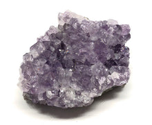 Load image into Gallery viewer, Amethyst Crystal Geode from Uruguay 214g Approximately 3in FREE SHIPPING