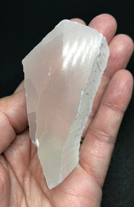Selenite Slab from Morocco 97g - Higher Vibe Crystals