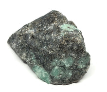 Load image into Gallery viewer, Emerald Rough Stone from Brazil 158g 3inches - Higher Vibe Crystals
