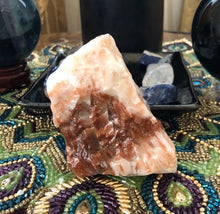 Load image into Gallery viewer, Red Calcite from Mexico 309g FREE SHIPPING